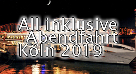 All Inklusive Abendfahrt 2019
